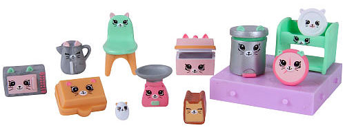 Shopkins Kitty Kitchen
