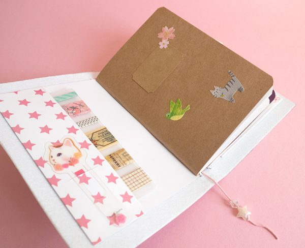DIY Traveler's Notebook Cover