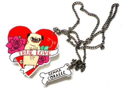 true love pug