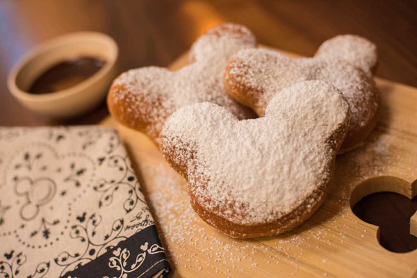 Disney park snacks recipes