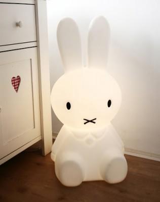 Panda And Bunny Lamps Super Cute Kawaii