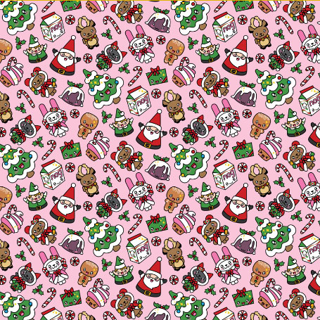 urban_threads - Cheap Christmas Wrapping Paper
