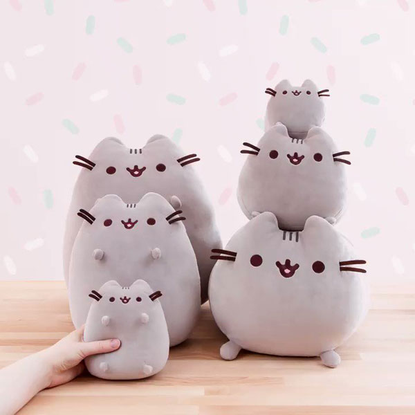 Kawaii Pusheen Squisheen Plush