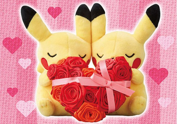 Pokemon For Springtime Valentine S Day Super Cute Kawaii