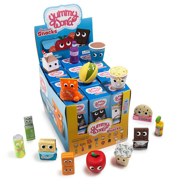 Yummy World kawaii vinyl figures