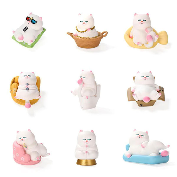 Kawaii Blind Boxes - cats