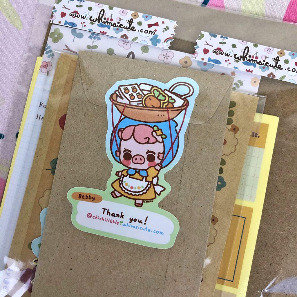 Kawaii Stationery Shops - Whimsicute