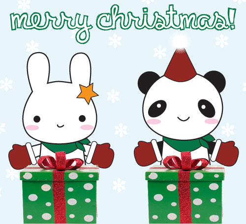 Merry Christmas! - Super Cute Kawaii!!