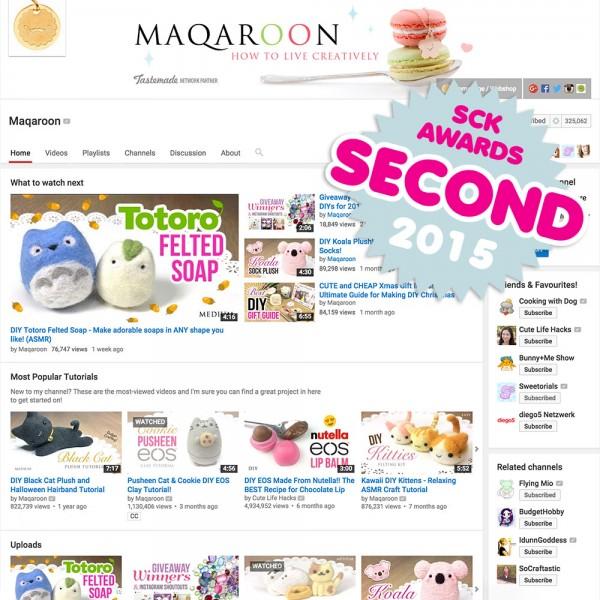 SCK Awards - Maqaroon