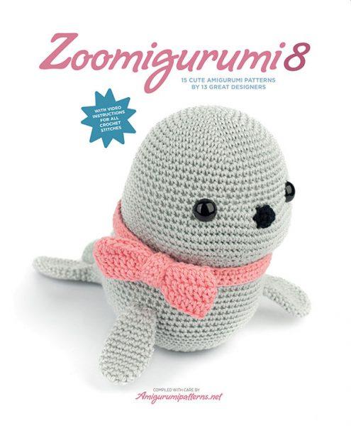kawaii amigurumi crochet patterns book