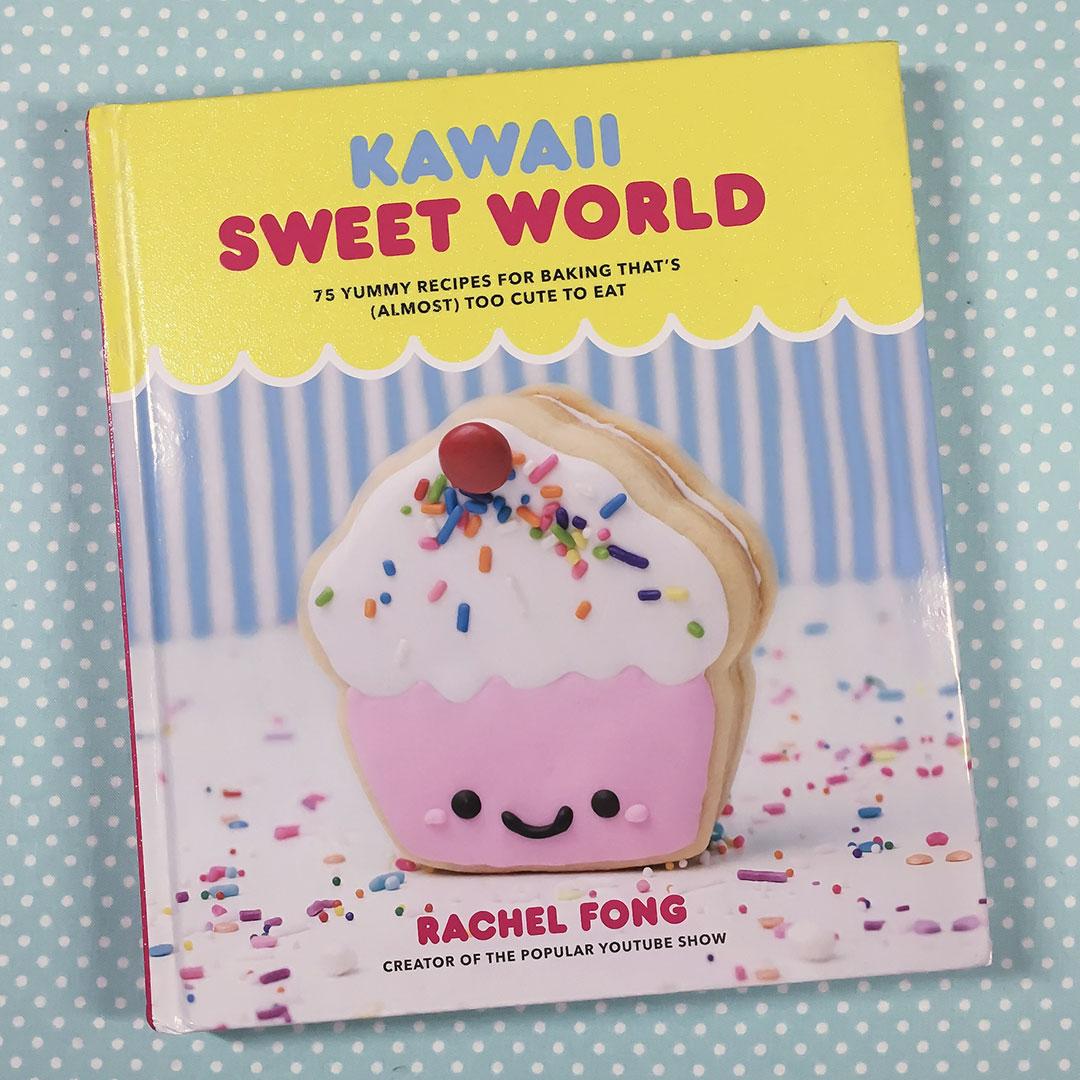 Kawaii Sweet World Cookbook Review