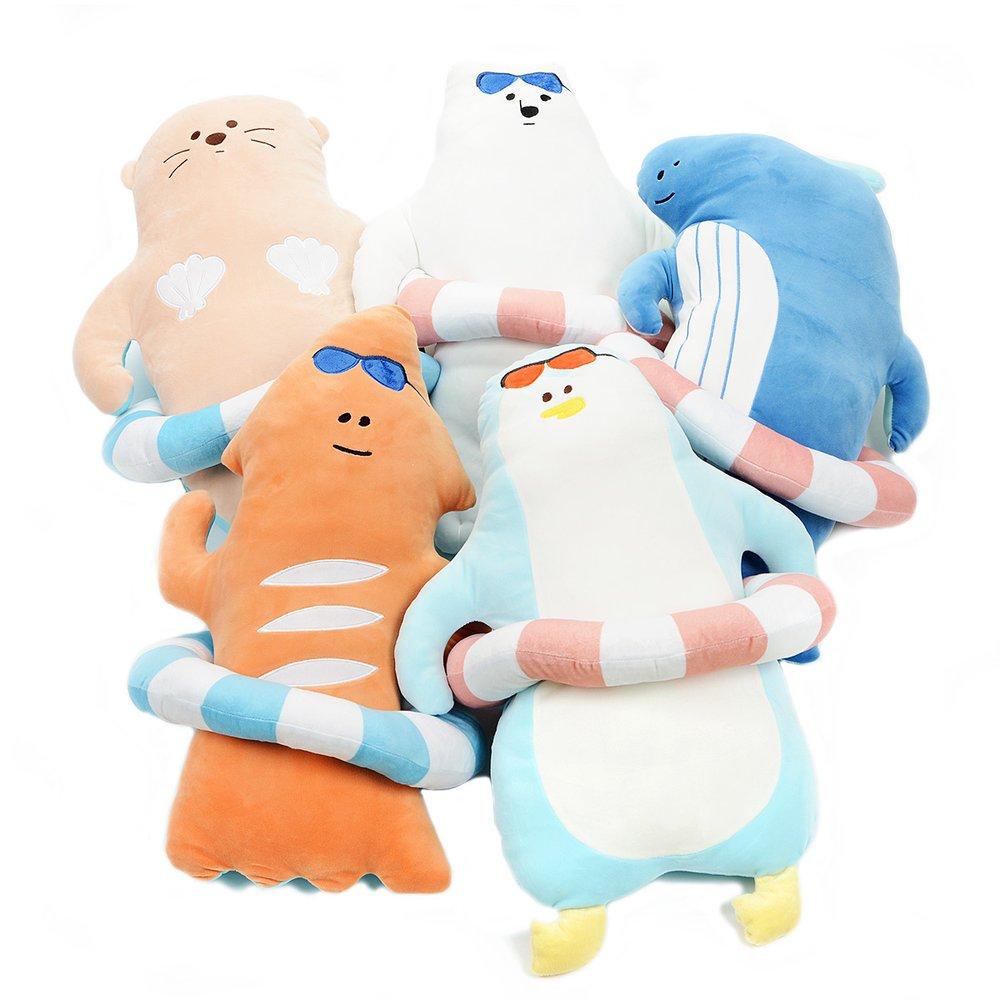 Kanazuchi Kawaii Sea Animals Cushions