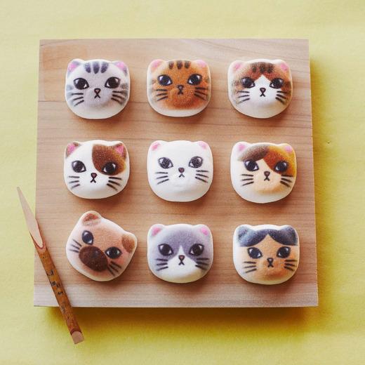 cat marshmallows