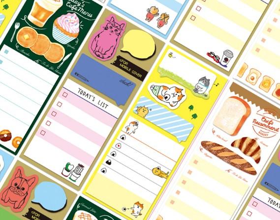 Yozo Craft planner stickers