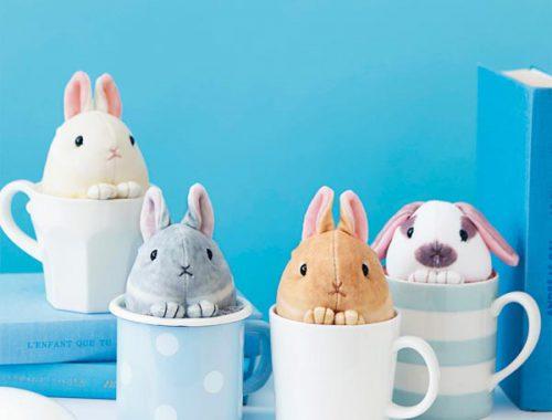 Kawaii Zakka at Felissimo bunny
