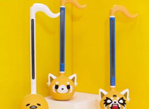 Sanrio Otamatone musical instruments