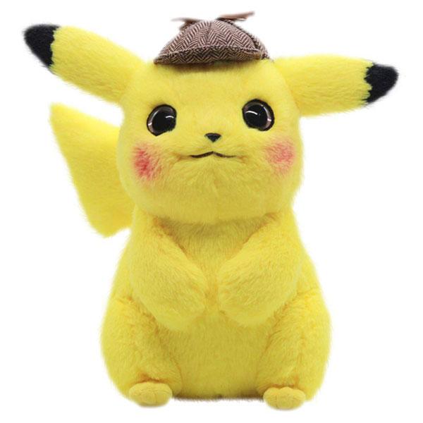 Detective Pikachu plush