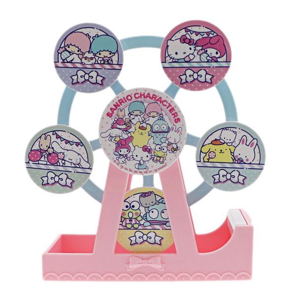 Sanrio USA kawaii washi tape ferris wheel