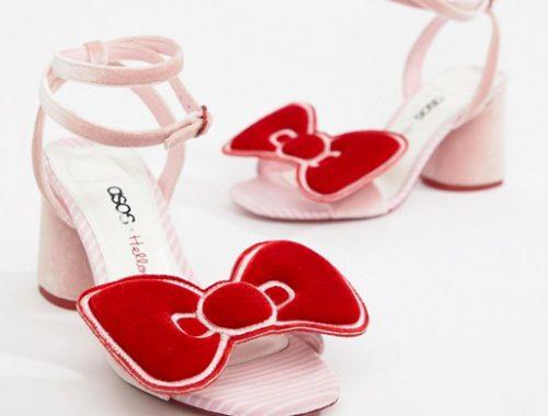 Hello Kitty x ASOS shoes