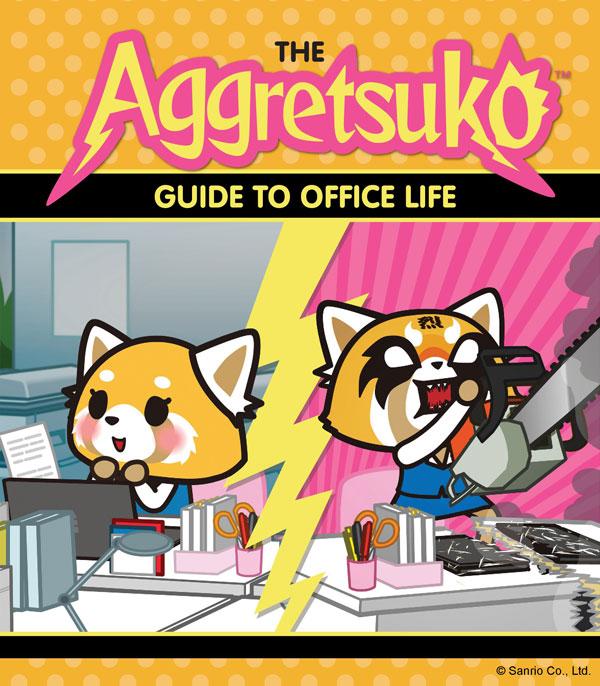 Aggretsuko book