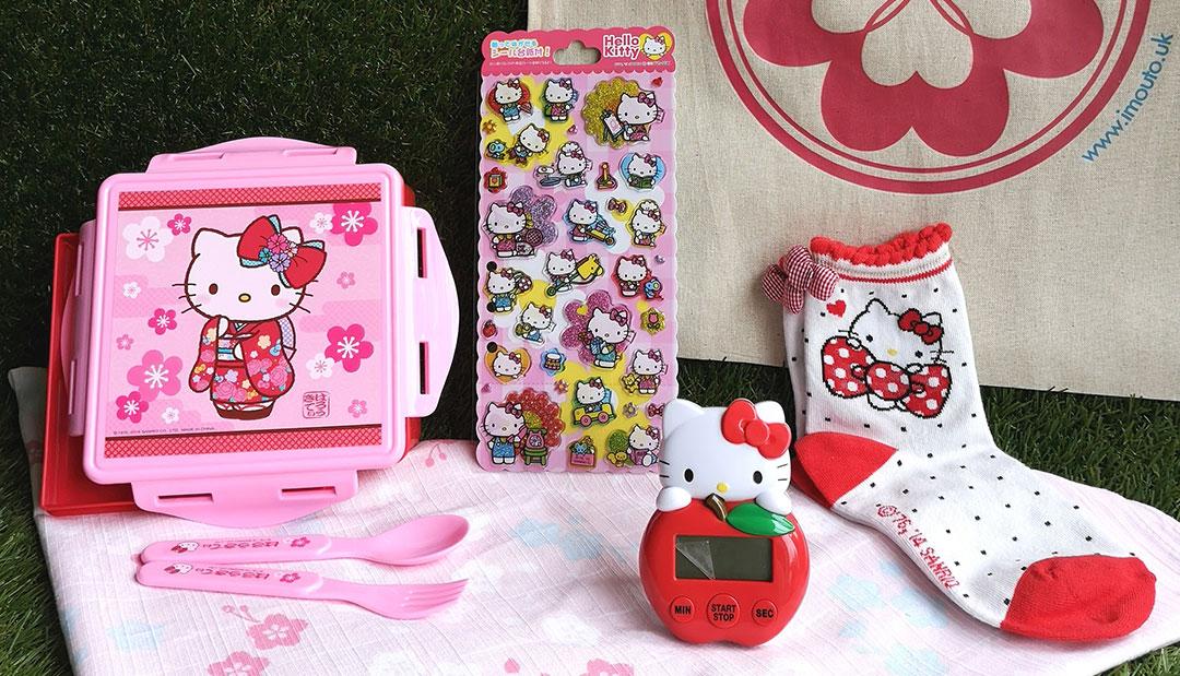 Kawaii Hello Kitty giveaway