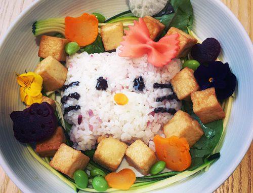 Hello Kitty Cafe at Tombo London