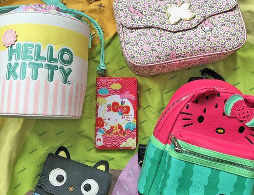 Sanrio Loungefly Bags