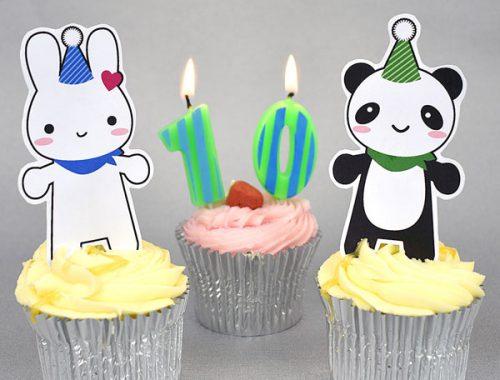 super cute kawaii 10 year anniversary