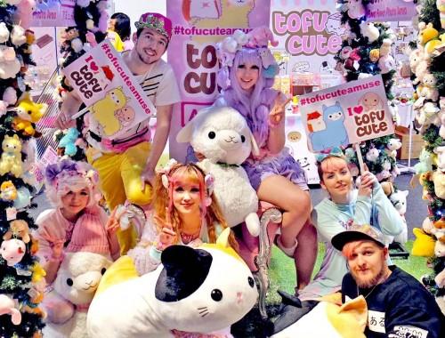Tofu Team at Hyper Japan