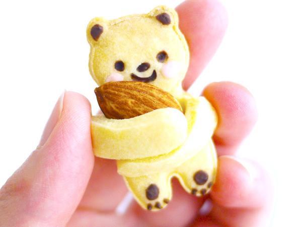 Tsukamariko cookie cutters