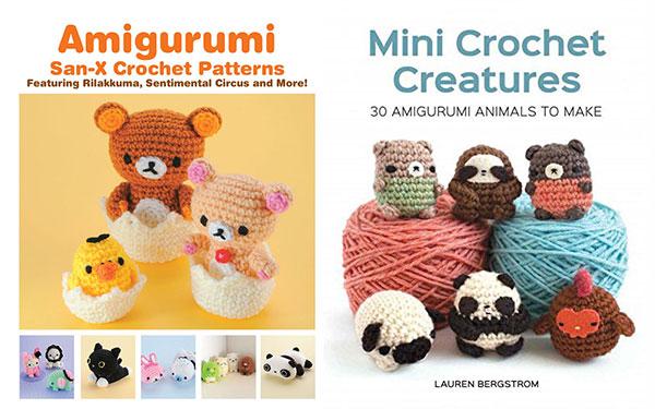 Amigurumi Crochet Craft Books
