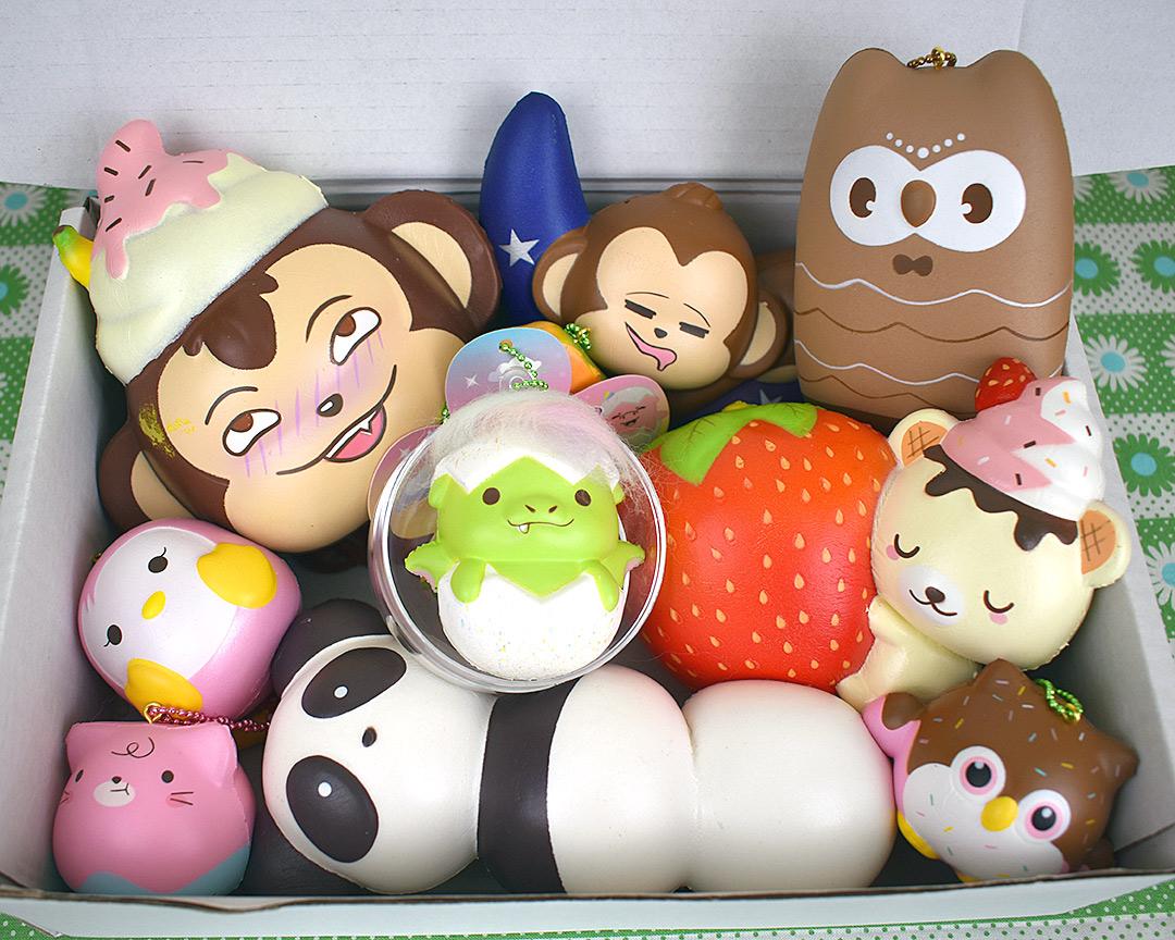Creamiicandy Kawaii Squishy Giveaway