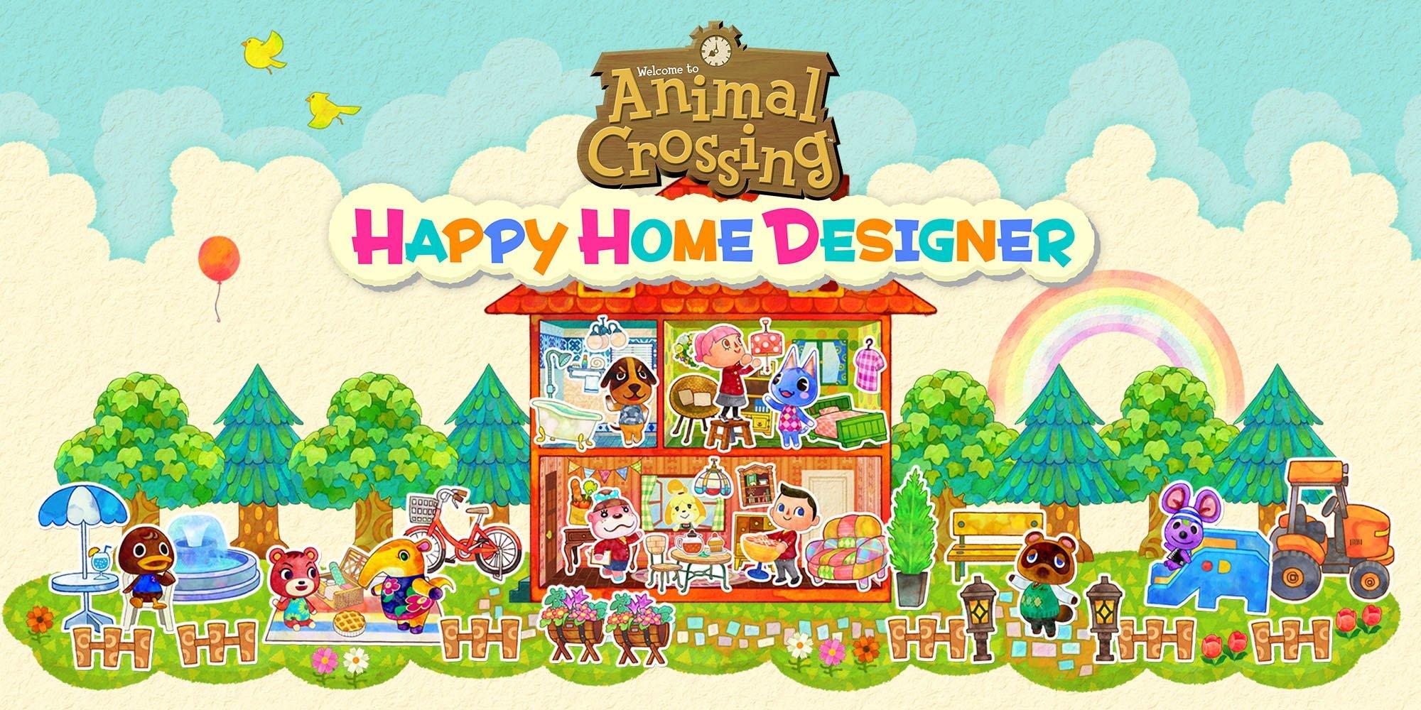 happy home designer