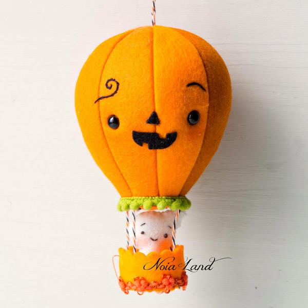 Kawaii Halloween Sewing Patterns