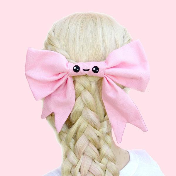 kawaii hair bow
