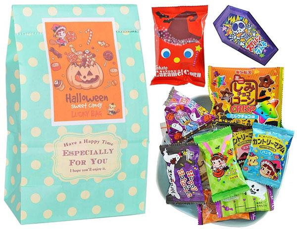 kawaii panda halloween lucky bag