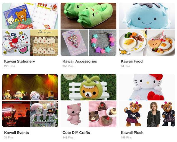 Super Cute Kawaii Pinterest