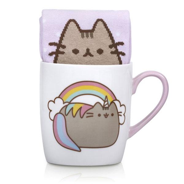 Pusheen kawaii mug