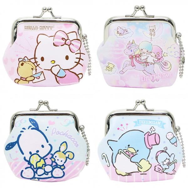 kawaii sanrio coin purses