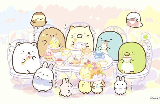 Sumikko Gurashi Mysterious Rabbit Garden
