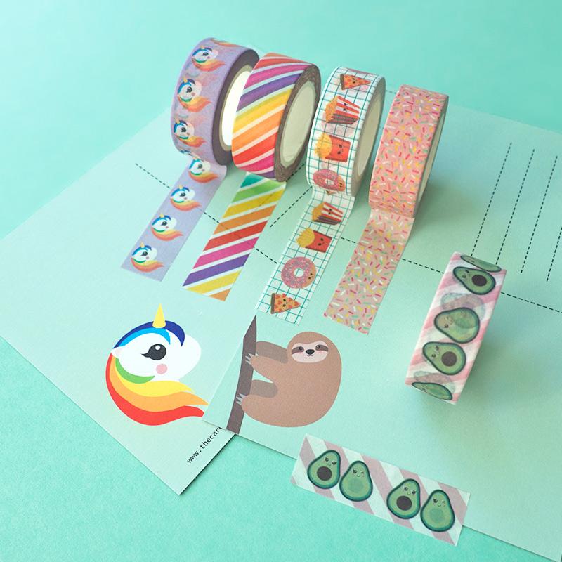 Kawaii Washi Tape review