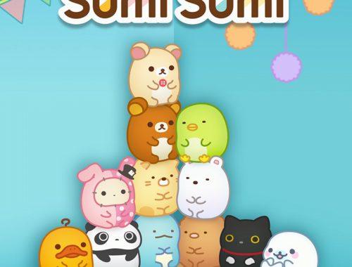Sumi Sumi San-X Puzzle Game