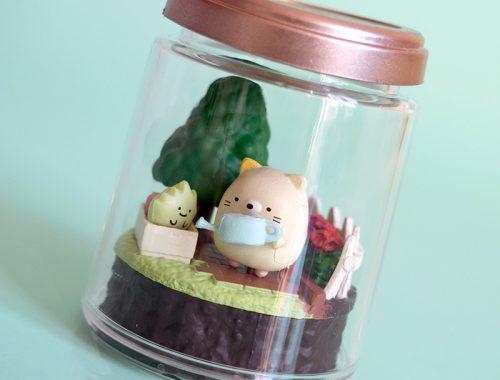 Sumikko Gurashi Terrarium Re-ment Miniatures