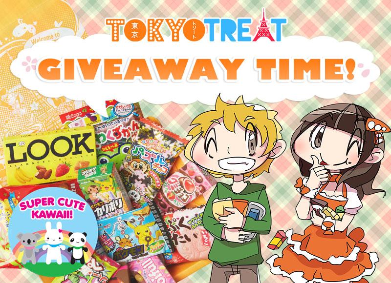 tokyo treat giveaway