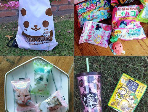 vegan snacks bag
