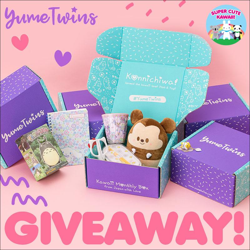 YumeTwins giveaway